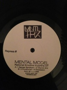 Mental Trax Mental Model